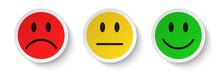 Smiley Icon Set - Feedback