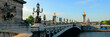 Paris Alexandre III panorama