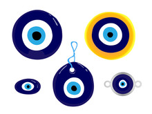 Turkish Eyes Illustration