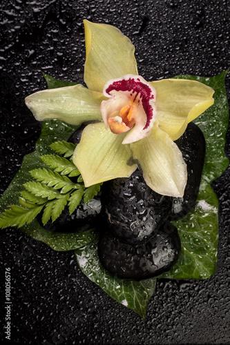 koncepcja-spa-z-kamieni-kwiatow-olejkow-eterycznych-i-soli-mineralnych-na-drewnianym-stole