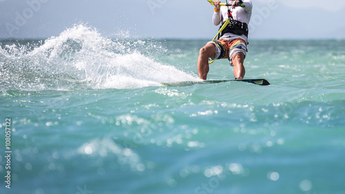 Kitesurfing Action Photos