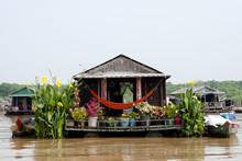 Tonle Sap Lake - Cambodia