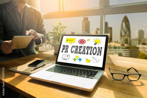 Fotografía  PR CREATION