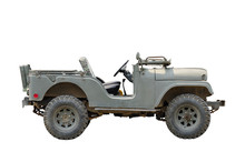 Vintage Military Vehicles