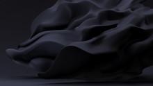 Stylish Black Background With ...