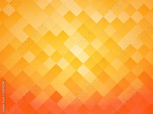 Fototapeta pomarańczowe tło