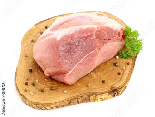 Staande foto Vlees Mięso