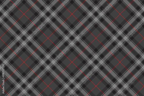 Foto Silver tartan diagonal texture seamless pattern