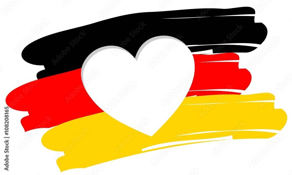 Fototapeta Deutschland