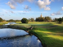 Biltmore Golf Course In Coral Gables