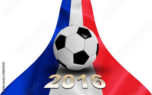 Photo  euro, france football