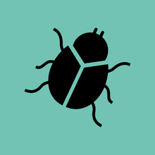Bug Icon Design