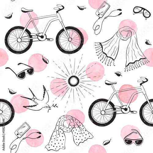 rowery-bezszwowe-tlo
