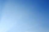 Fototapeta Na sufit - clear blue sky background