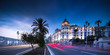 Leinwandbild Motiv Promenade des Anglais