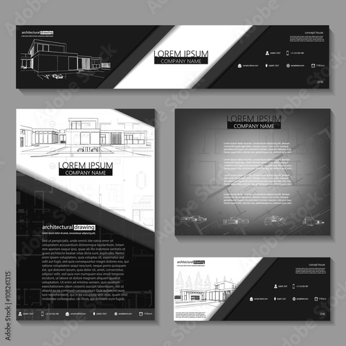 Business cards design with blueprint sketch for architectural business cards design with blueprint sketch for architectural company architectural background for architectural project malvernweather Image collections