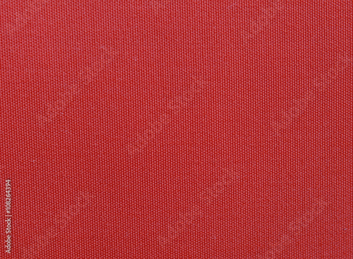 Fotobehang Stof Red fabric texture background