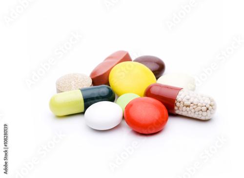 Fotografia  Medikamente
