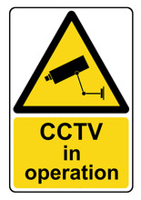 CCTV In Operation Yellow Warni...