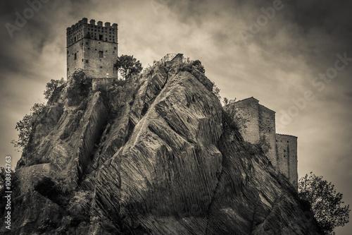 Antica fortezza infestata dai fantasmi