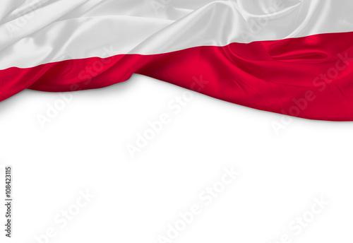 Fotografie, Obraz  Polen Banner