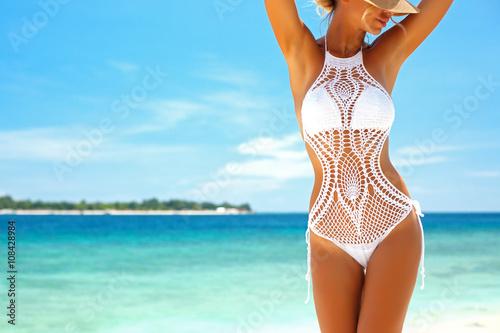 Fotografie, Obraz  Crochet bikini