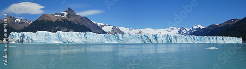 Photo Stands Glaciers Perito Moreno Glacier, Argentinien