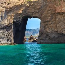 Cliffs And Rocks Of Lipari,  I...