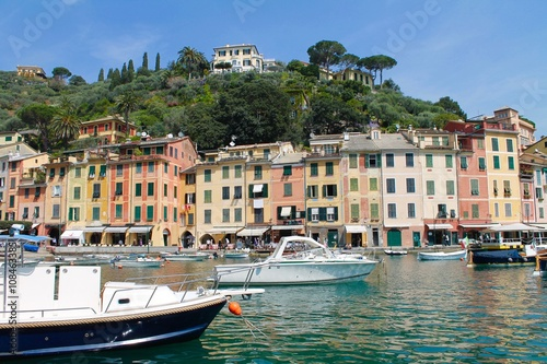 Canvas Prints Liguria Portofino - Genova