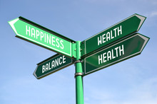 Wealth, Health, Happiness, Bal...