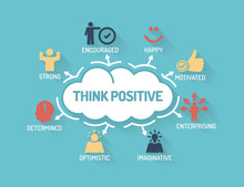 Think Positive - Chart With Ke...
