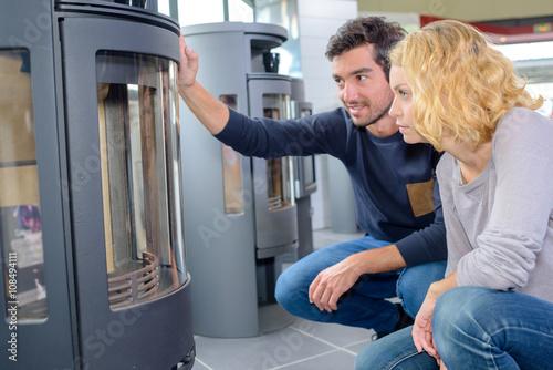 Fotografie, Obraz choosing the furnace