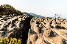 Laan Hin Pum Viewpoint At Phu Hin Rong Kla National Park, Phitsa