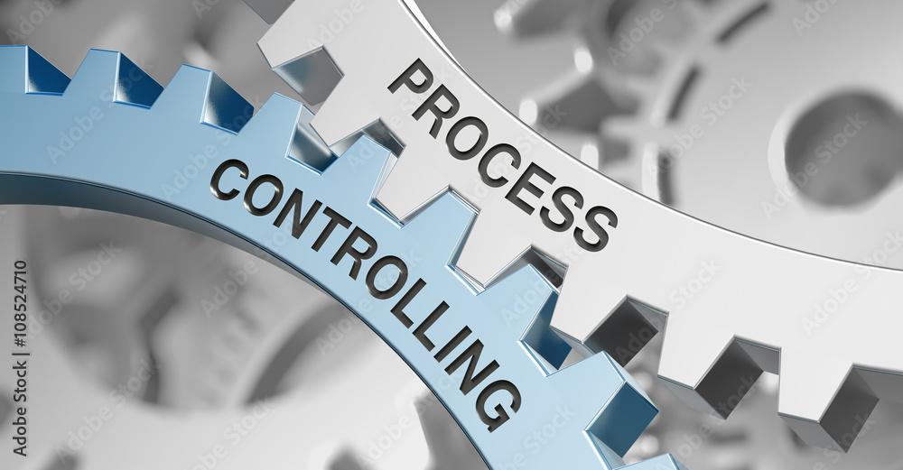 Fototapeta process controlling