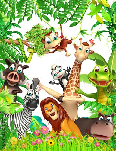 wild animal #108539707
