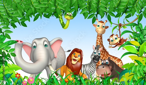 wild animal #108542902