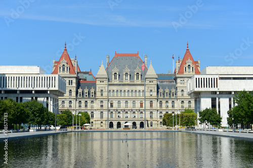 New York State Capitol, Albany, New York, USA Wallpaper Mural