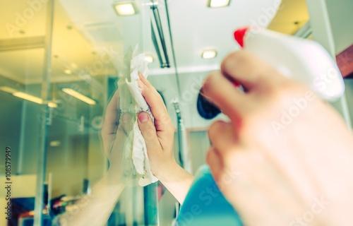 Fotografía  Servicios de limpieza de Windows