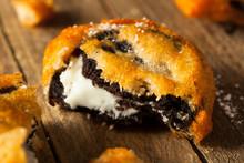 Deep Fried Chocolate Cream Coo...
