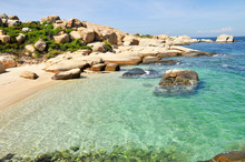 Beautiful Sea Landscape In Vietnam
