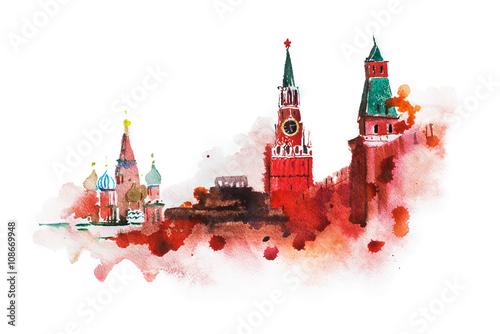 kreml-rysunek-na-placu-czerwonym-placu-moskwa-rosja-punkt-zwrotny-dziejowa-b