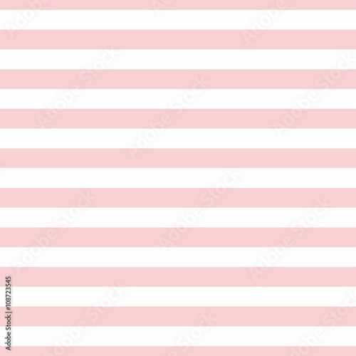 Tile Vector Pattern With Pink And White Stripes Background Buy