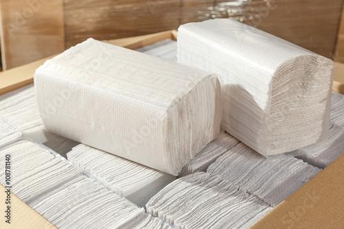 Fotografía  Paper towels