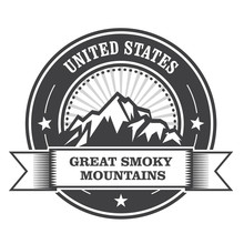 Great Smoky Mountains Stamp - ...