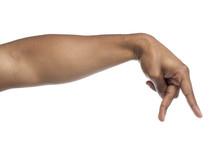 Walking Fingers  Gesture