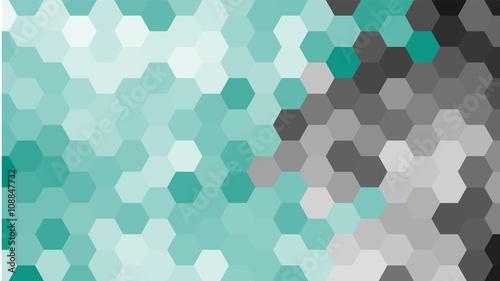 pastelowy-niebieski-wzor-geometryczny-szesciokat-bez-konturu