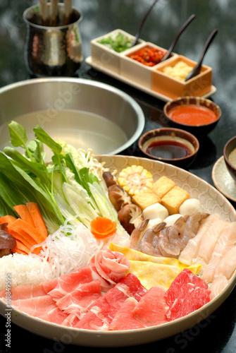 Fotografie, Obraz  japanese hot pot