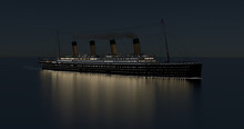 Titanic Night 4K FX