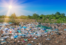 Plastic Garbage (illegal Dump)