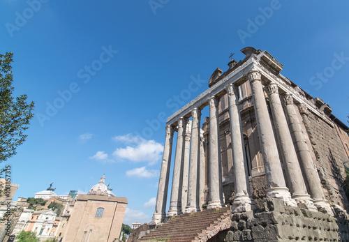 Photo  Forum Romanum
